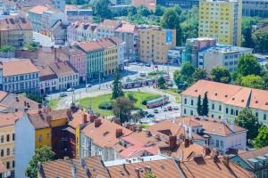 Egy európai nagyvárosban