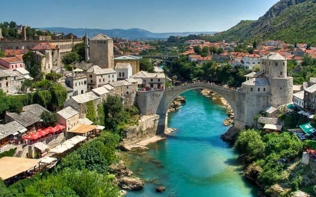 Az alábbiak közül melyik Bosznia-Hercegovina fővárosa?