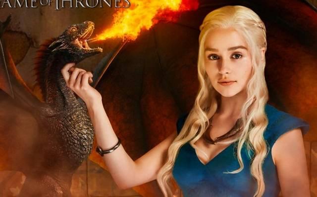 Hogy hívják Daenerys Targaryen-t alakító színésznőt?