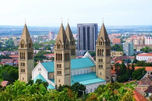 Dél-Dunántúl (Mecsek, Pécs, Villány