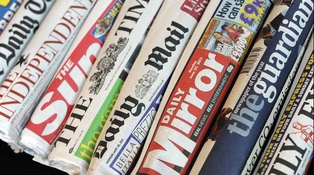 Újságokból