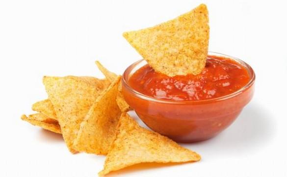 Taco-mártást, salsa-szószt