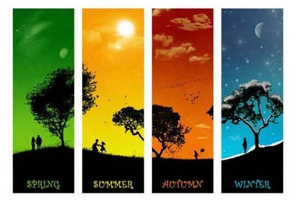 Melyik a legkedveltebb évszakod?