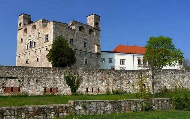 Hol található a Rákóczi-vár?