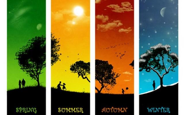 Melyik a kedvenc évszakod?