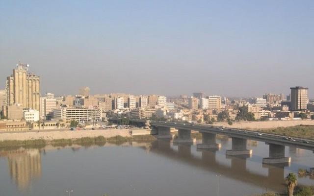 Irak fővárosa Bagdad