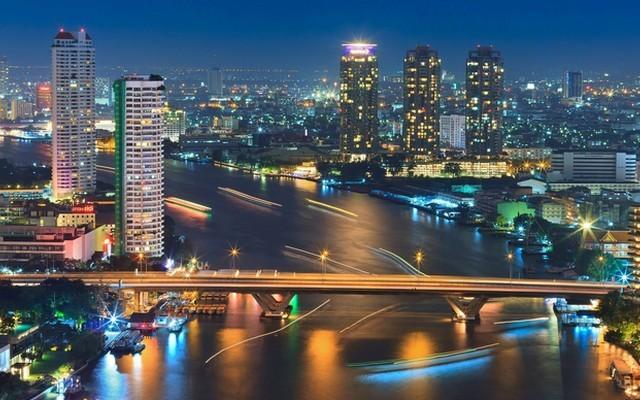 Thaiföld fővárosa Bangkok