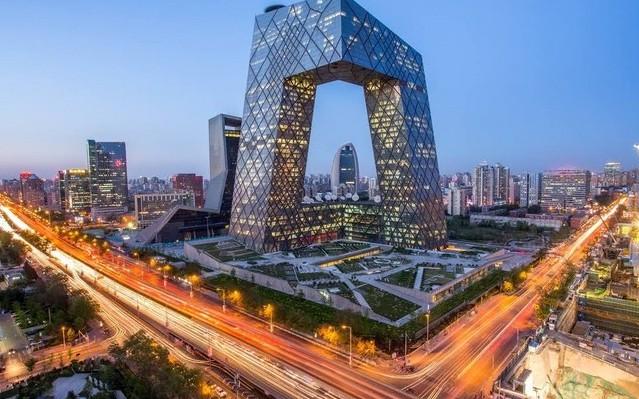Kína fővárosa Peking