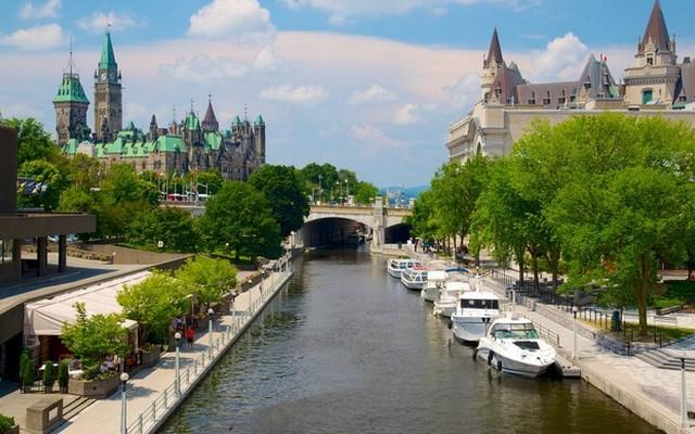 Kanada fővárosa Ottawa