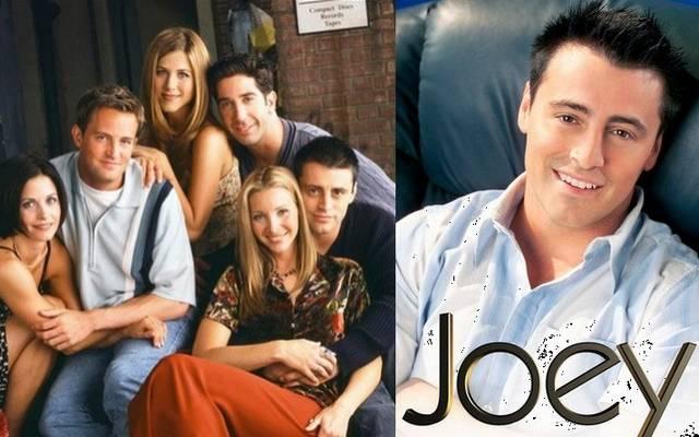 Jóbarátok és Joey