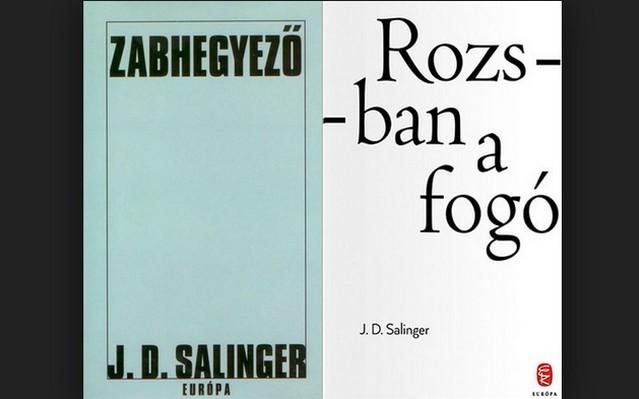 J. D. Salinger írta