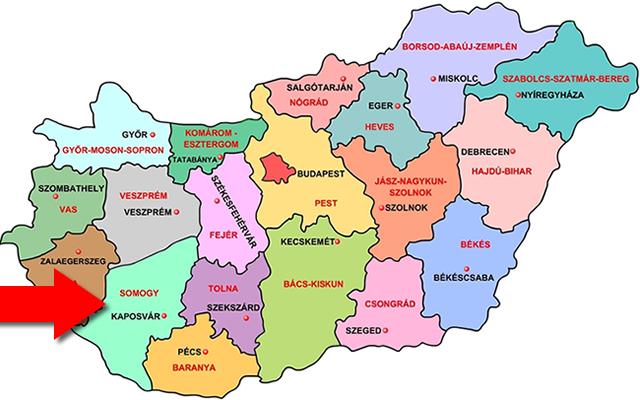 Ez melyik megye?