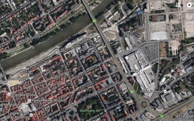 Melyik magyar nagyváros ez?