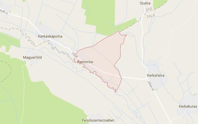 Ramocsa község Zala megyében