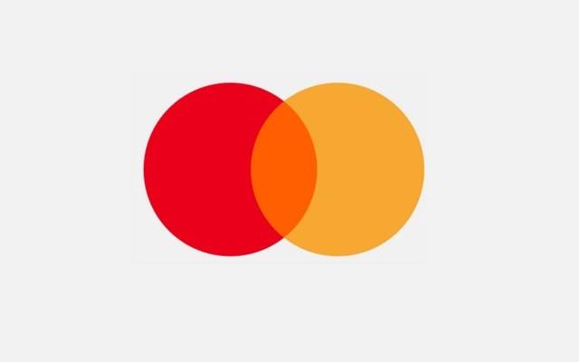 Milyen színű a MasterCard kártya lógója?