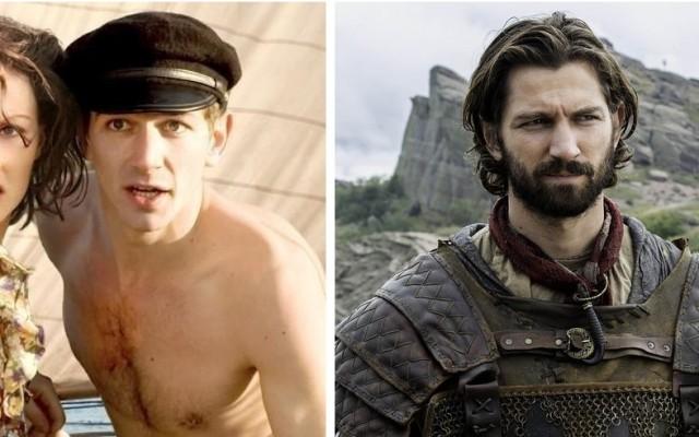 Trónok harca szereplői, amikor még fiatalabbak voltak és a sorozatban