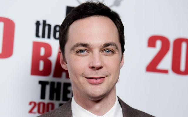 Jim Parsons (Agymenők, Sheldon Cooper)