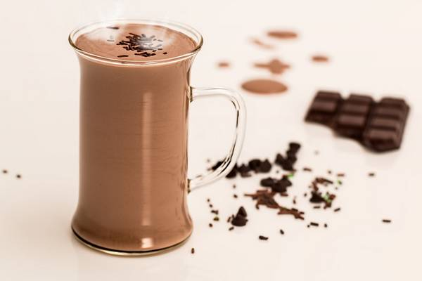 Forró csoki (2 dl)