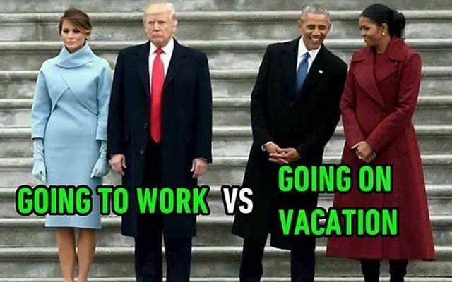 Melyik házaspárnak bújnál inkább a bőrébe: Obama vagy Trump?