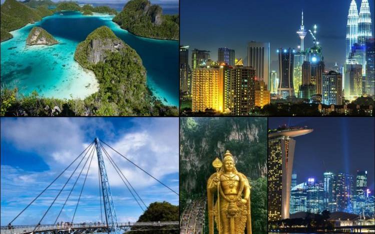 Melyik távol-keleti országba utaznál szívesen a felsoroltak közül?