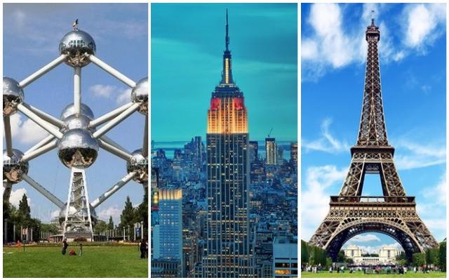 Ezek közül melyik épületet adták át 1931. május 1-jén?