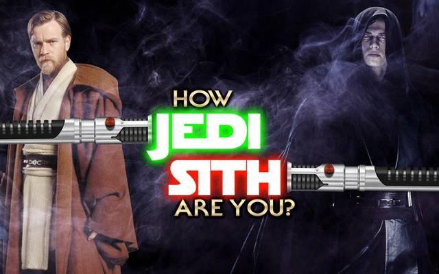 Jedi vagy Sith?
