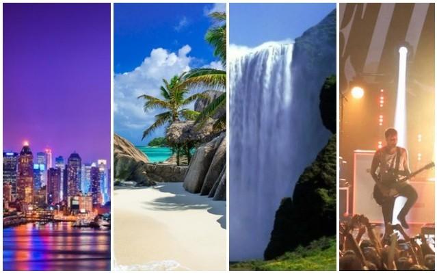 Ha megajándékoznának egy kéthetes álomutazással, az úti célt te magad választhatnád ki. Hová mennél legszívesebben?