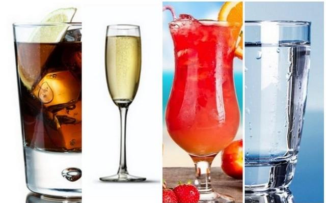Melyik italt választanád? A négyből melyiket rendelnéd?