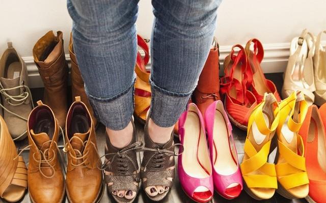 Milyen típusú cipőből van a legtöbb a cipős szekrényedben?