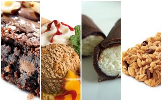 Válassz egy édességet!