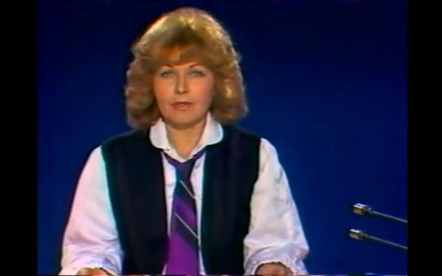 Tévés kvíz: Emlékszel még a régi bemondókra és műsorvezetőkre?