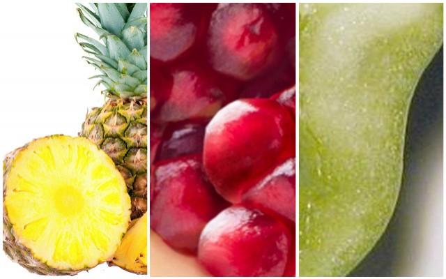 Felismered-e a gyümölcsöket és a zöldségeket egészen közelről?