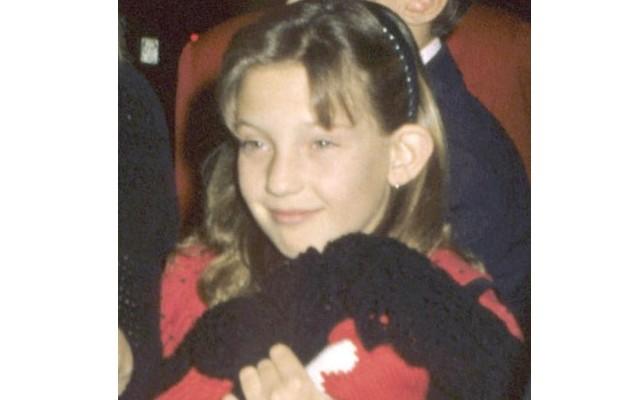 Melyik amerikai színésznő gyermekkori fotója ez?