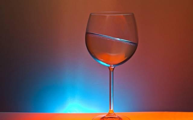 Általában neked félig tele, vagy félig üres a pohár?