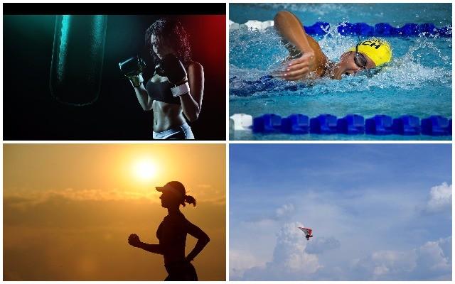 Válassz egy sportot ezek közül