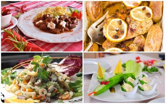 Válassz egy ételt ezek közül!