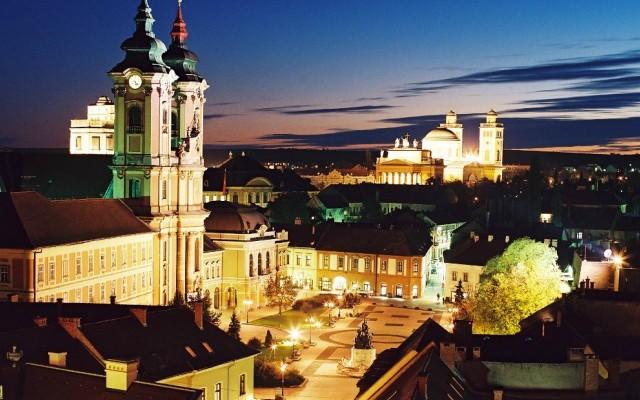 Melyik ez a város? (Fotó: hunguesthotels.hu)