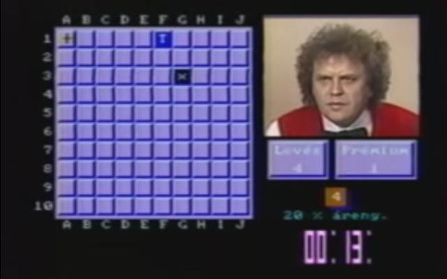 Mi volt a játék címe?