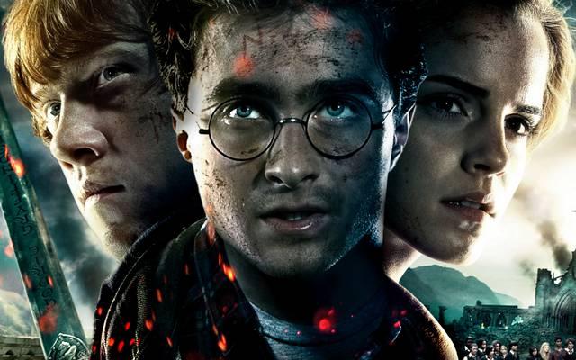 Rowling hol találta ki Potter figuráját?