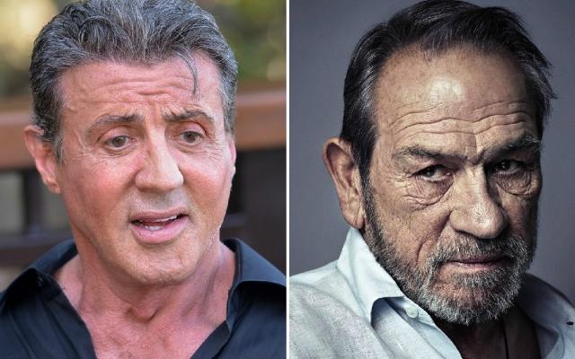 Hány éves Sylvester Stallone és Tommy Lee Jones?