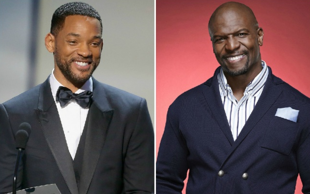Hány éves Will Smith és Terry Crews?