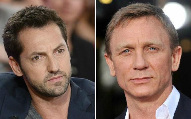 Hány éves Frédéric Diefenthal és Daniel Craig?