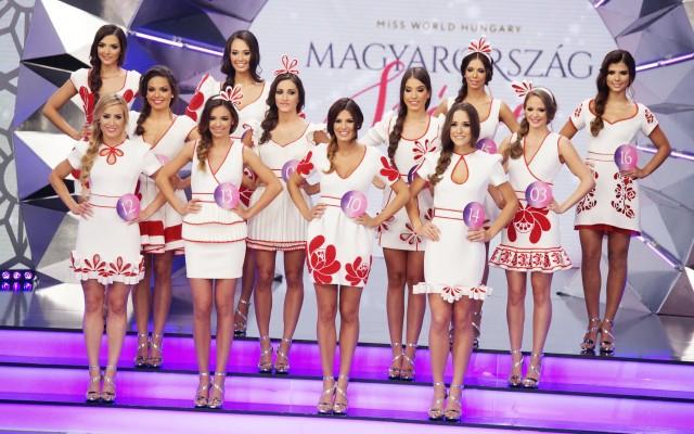 Eldőlt, 2017-ben ki lett Magyarország szépe. Te kinek a fejére tetted volna a koronát? Szavazz!