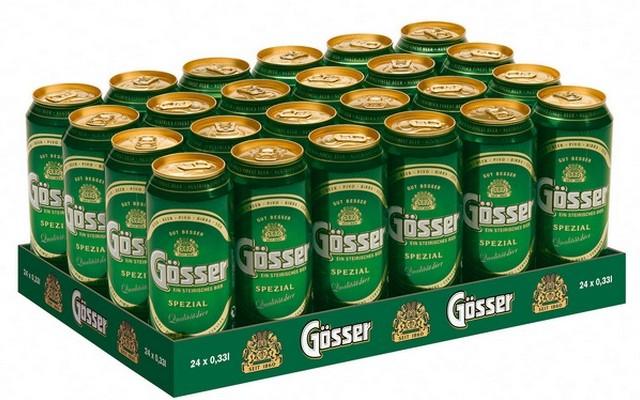 Egy több mint, 1000 éves hagyománnyal rendelkező …sörmárka a Gösser. Milyen nemzetiségű sörmárka a Gösser?