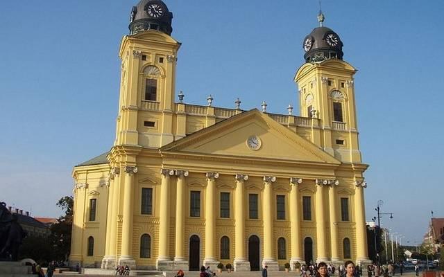 Melyik magyarországi templom látható a képen?