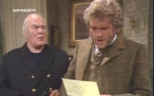 Onedin család című sorozatban hogy hívták az öreg kapitányt?