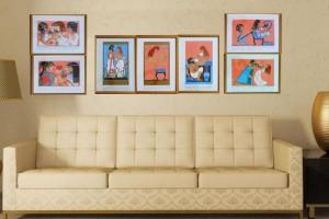 SZULAMIT- sorozat (7 festmény együtt)
