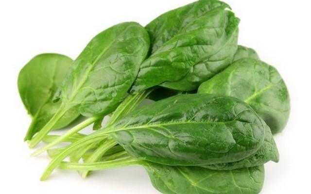 A spenót, melyik részét fogyasztjuk?