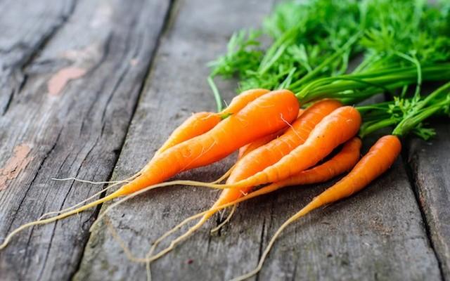 A sárgarépa, melyik részét fogyasztjuk?