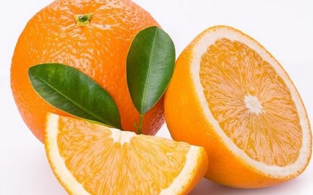 A narancs, melyik részét fogyasztjuk?